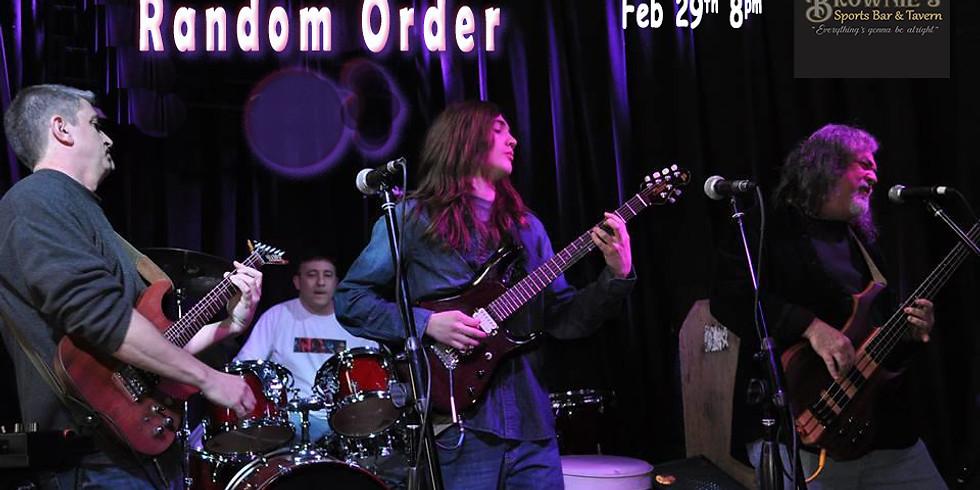 2/29/20 Random Order & Walter Oblivion from Club 861 LIVE!