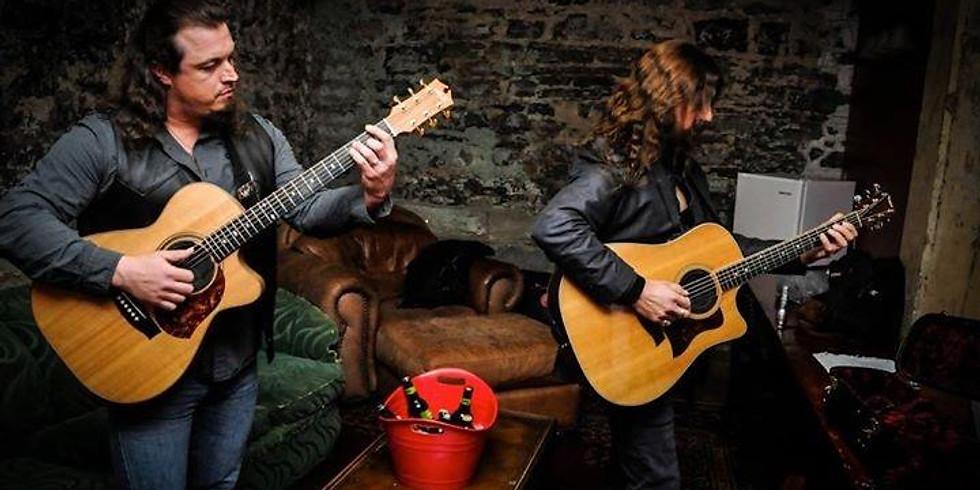 9/9 Jamie & Bruce- Wings & Strings