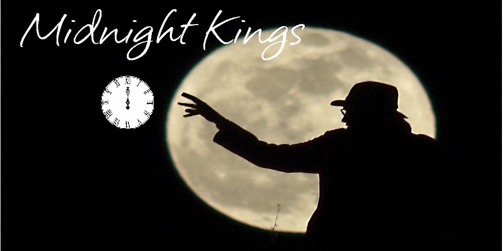 7/29/20 Midnight Kings Unplugged 6pm-9pm- Wings & Strings
