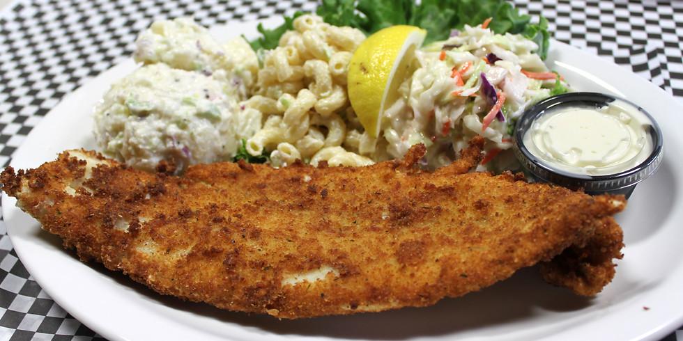 3/18/20 Wednesday Lent Fish Fry