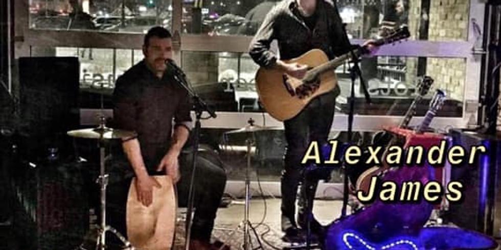 4/1/2020 Wings & Strings with Alexander James