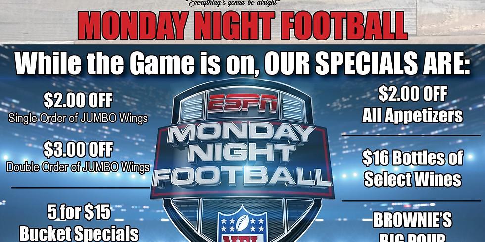 10/14 Monday Night Football