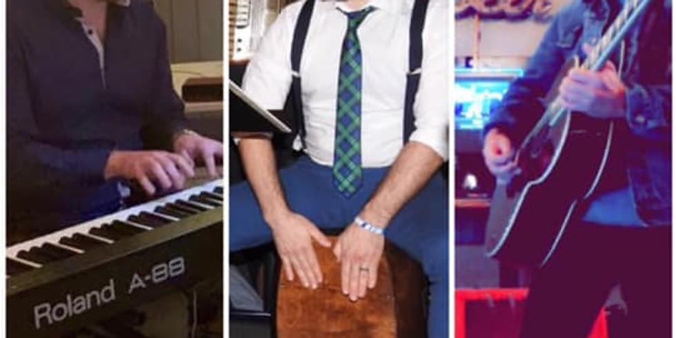 10/5 Saturday Night Showcase: Alexander James Band