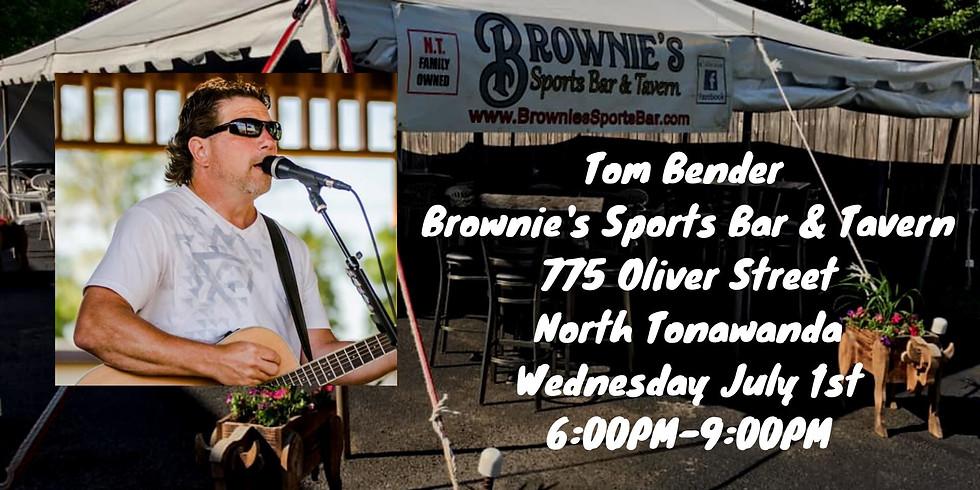 7/1/20 Tom Bender- Wings & Strings
