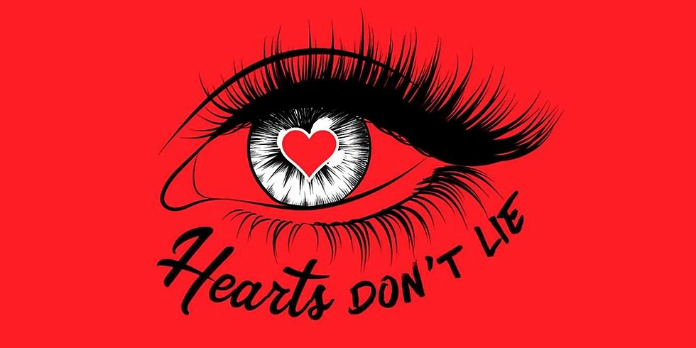 8/1 Hearts Don't Lie 7pm-10pm Sat. Night Showcase