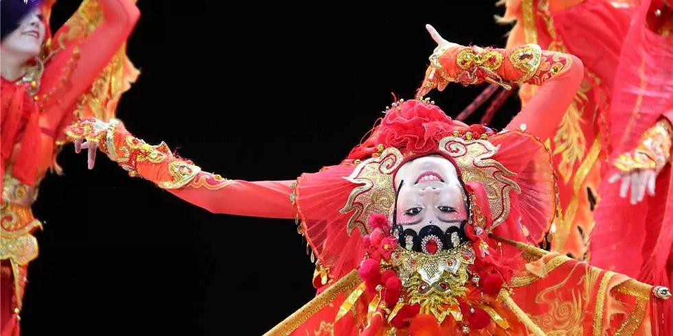 Неделя нематериального культурного наследия «Воспевая Китай»