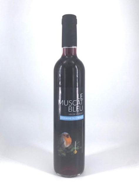 Muscat Bleu - Domaine du Chenoy