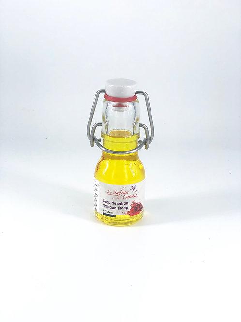 Sirop de Safran de Cotchia 50 ml