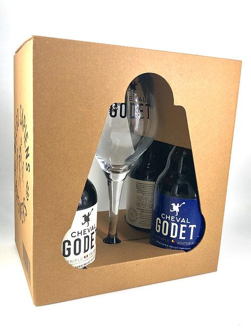 Box Cheval Godet
