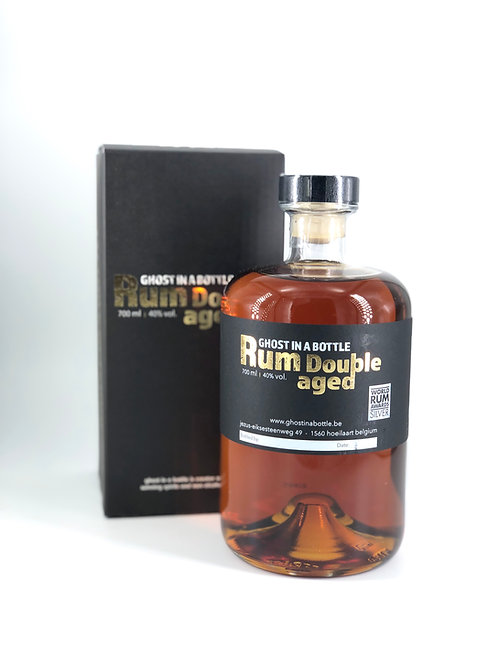 Box Rhum Ghost in The Bottle Double Aged