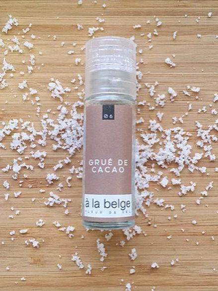 A la Belge Grue de Cacao