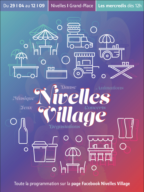Nivelles Village 2020