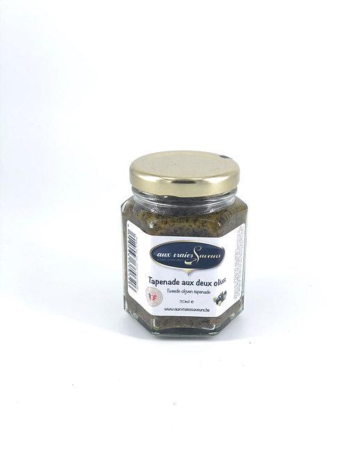 Tapenade aux deux olives