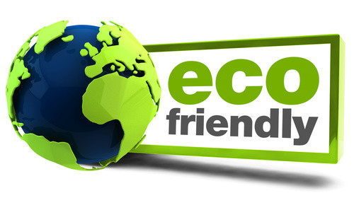 Label Eco-friendly