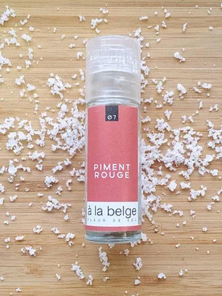 Sel A la Belge Piment rouge