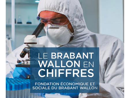 """"""" Le Brabant wallon en chiffres 2021 """""""