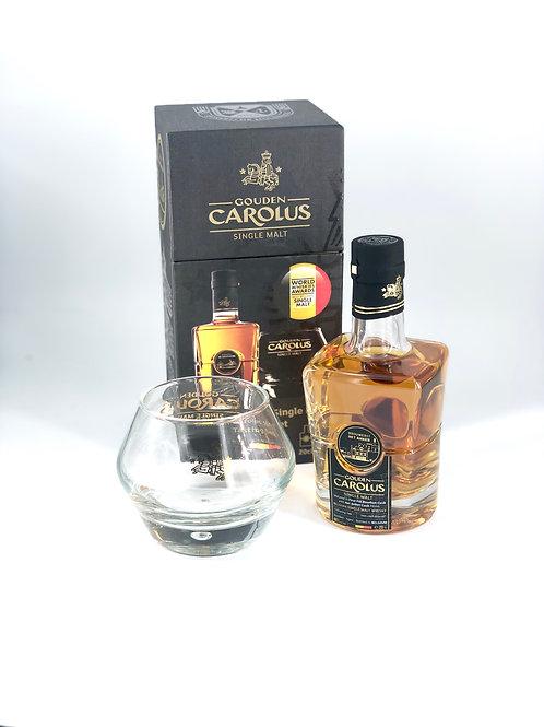 Whisky Carolus Tasting set