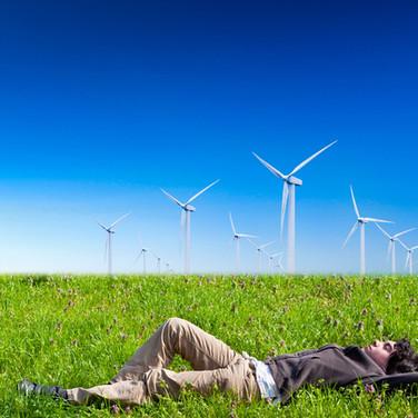 Le parc éolien de Nivelles