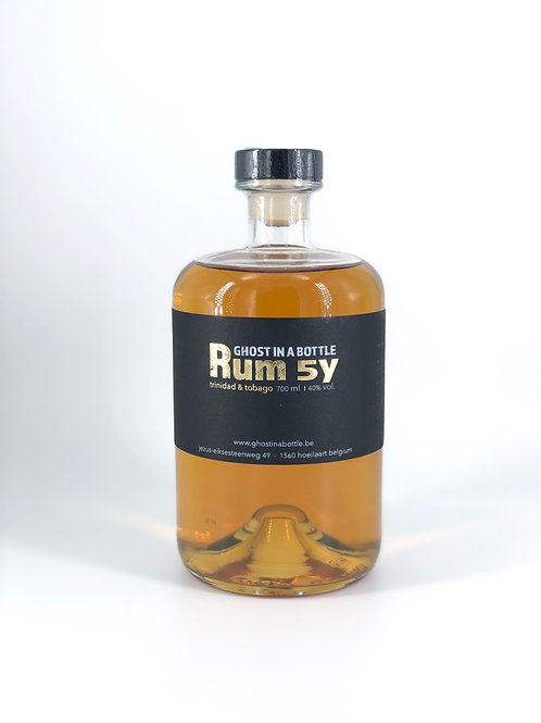Rhum Ghost in The Bottle 5Y