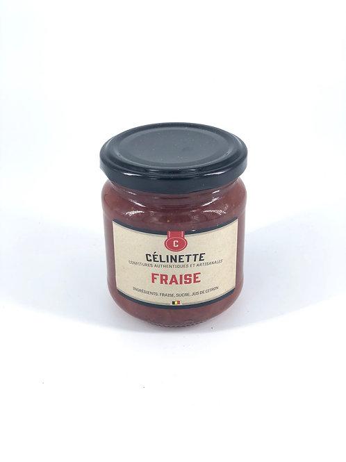 Confiture Célinette Fraise 245 gr