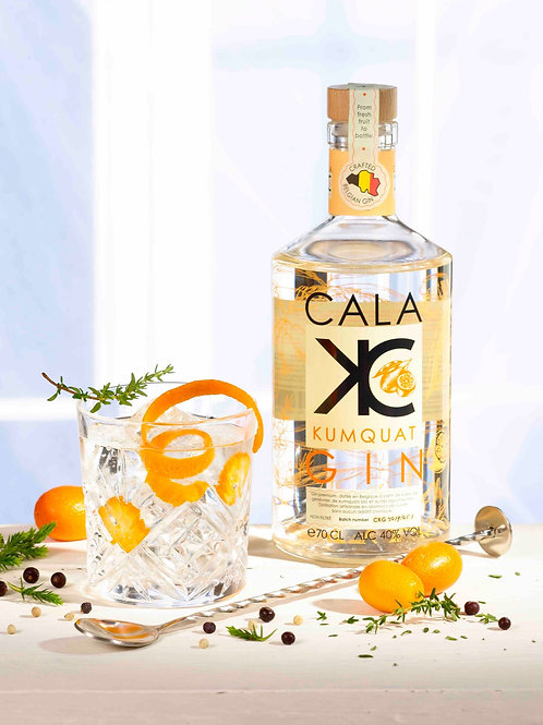 Gin Cala Kumquat - 700 ml