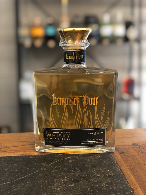 Whisky Kempish Vuur