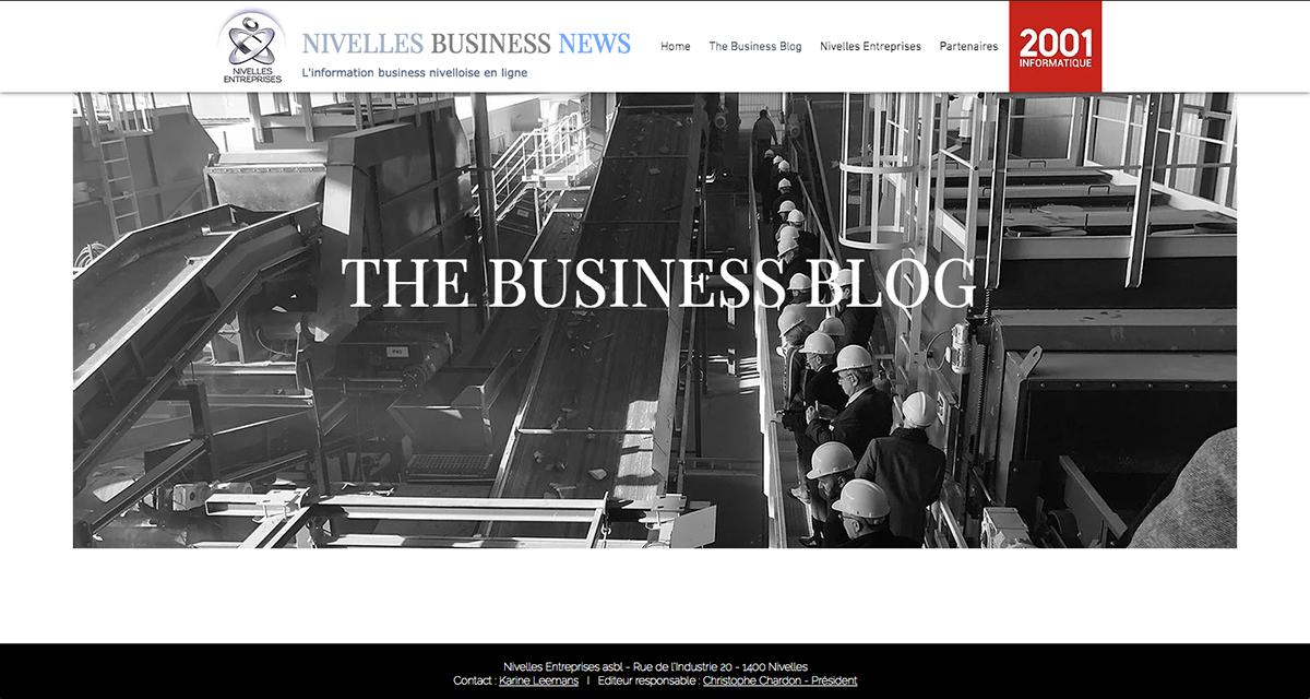 Blog Nivelles Business News