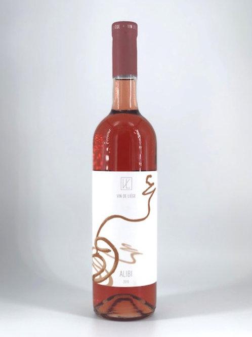 Vin de Liège rosé Alibi