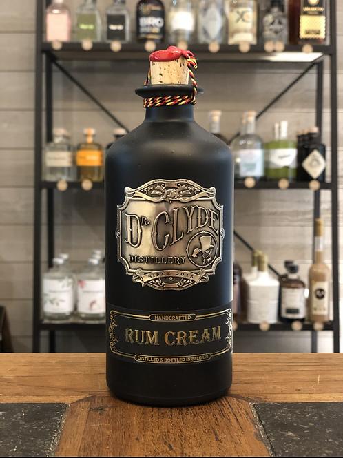 Rum Cream Dr Clyde