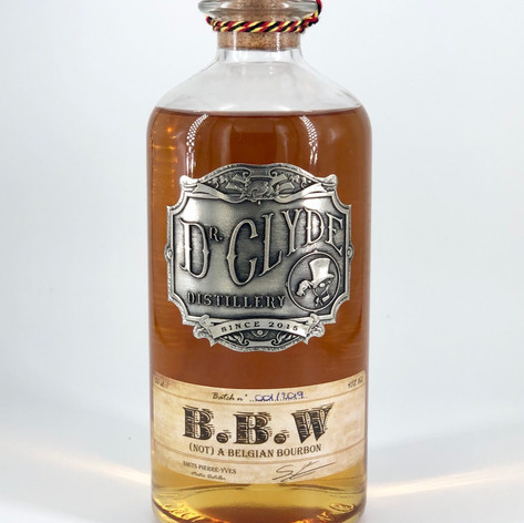 Not Belgian Bourbon