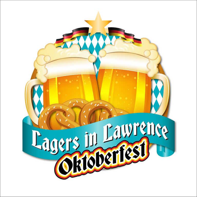 4th Annual 'Lagers in Lawrence' Oktoberfest 2021