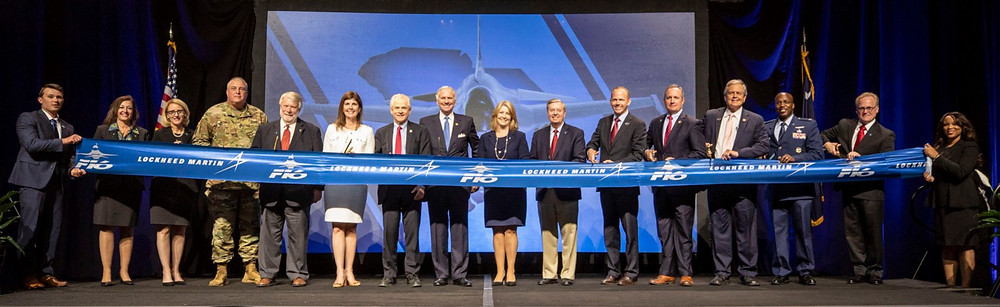 Lockheed Martin Greenville Announcement