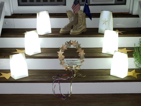 Gold Star Mothers & Families Day 2020