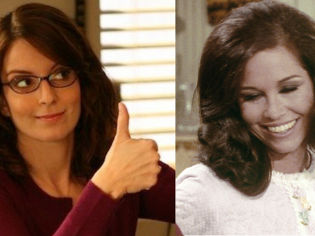 Liz vs. Mary  – Who would win in a fight? (or, How I learned to stop worrying and love myself)