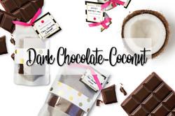 Dark Chocolate-Coconut