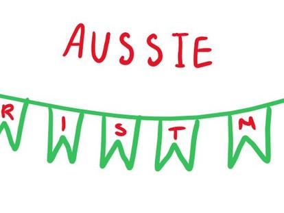 Aussie Christmas Slang