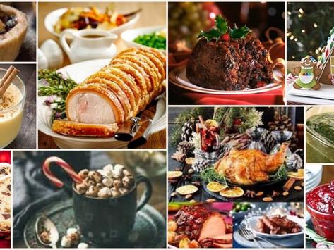 🌲10 Traditional Christmas Foods🌲