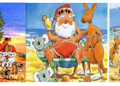 Christmas Time in Australia