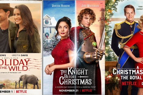 New Christmas Movie Releases