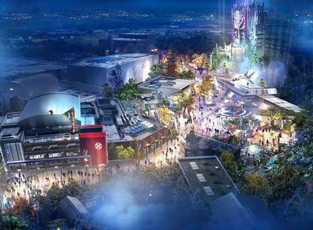 Disneyland 2020 Will See A TON Of New Attractions!