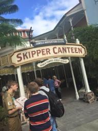 Magic Kingdom Dining - Skipper Canteen (lunch)