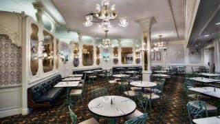 Magic Kingdom Dining - Plaza Restaurant (breakfast)