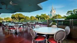 Magic Kingdom Dining - Tomorrowland Terrace Restaurant (lunch)