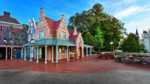 Magic Kingdom Dining - Sleepy Hollow (breakfast)