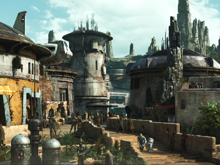 Breaking News! Star Wars: Galaxy's Edge Opening Dates Announced