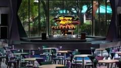 Magic Kingdom Dining - Cosmic Ray
