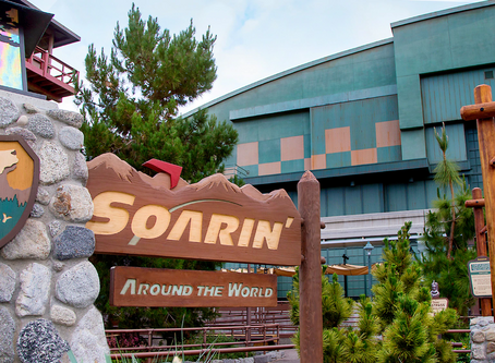 Soarin' Over California Returns!