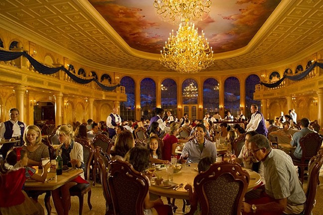 Magic Kingdom Dining - Be Our Guest (breakfast)