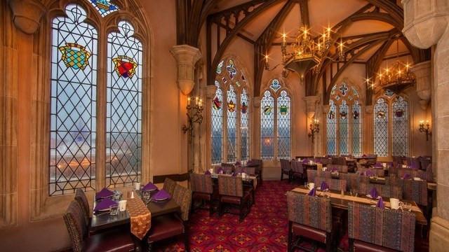 Magic Kingdom Dining - Cinderella