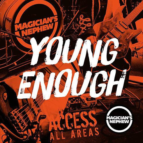 Young Enough CD
